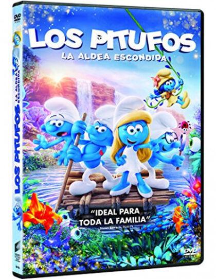 LOS PITUFOS: LA ALDEA ESCONDIDA DVD