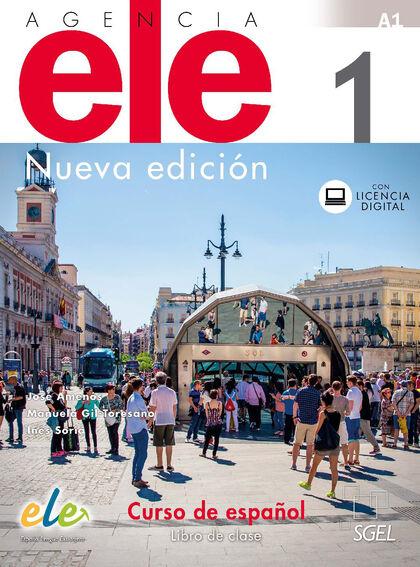 SGEL Agencia ELE 1 2E/Libro SGEL 9788497789530