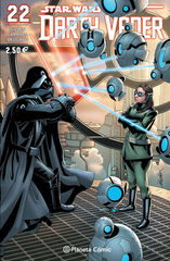 Star Wars Darth Vader nº 22/25