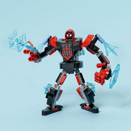 LEGO Super Heroes Armadura Robótica de Miles Morales (76171)