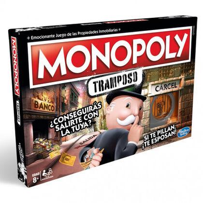 Monopoly Tramposo Hasbro