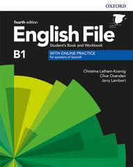 OUP English File INT 4E/SB+WB