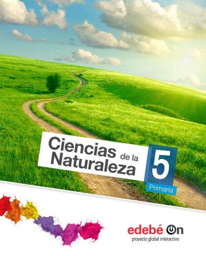 Naturales/Talentia PRIMÀRIA 5 Edebé 9788468314624