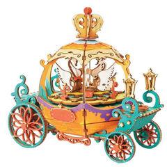 Maqueta Rolife Pumpkin Carriage