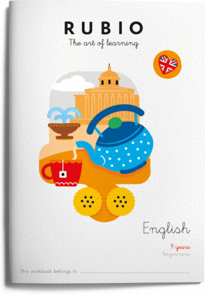 ENGLISH BEG 4º PRIMARIA Rubio 9788416744381