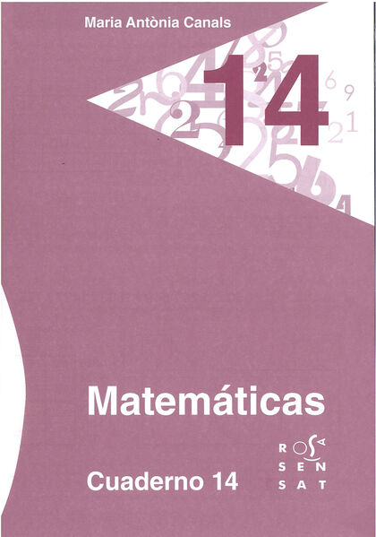 14DRS Cuaderno 14 Rosa Sensat 9788492748952
