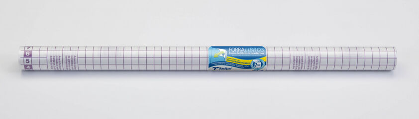 FORRO LIBROS REMOVIBLE 0,5x1,5m