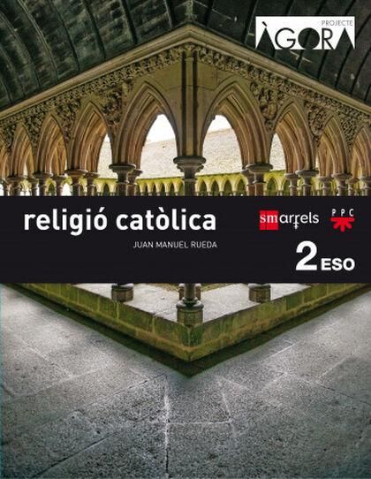 Religió/Àgora ESO 2 SM Valencià 9788467587326