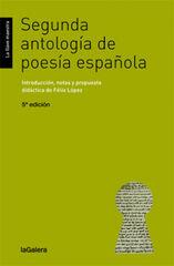 Segunda antología de poesía española