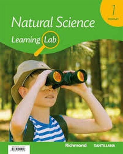 Natural Science/SB/Llab PRIMÀRIA 1 Santillana Text 9788414111918