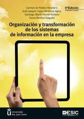 Organización y transformación de los sis