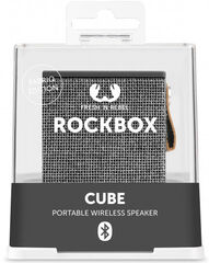 Altavoz Fresh n Rebel Bluetooth Fresh Cube Gris