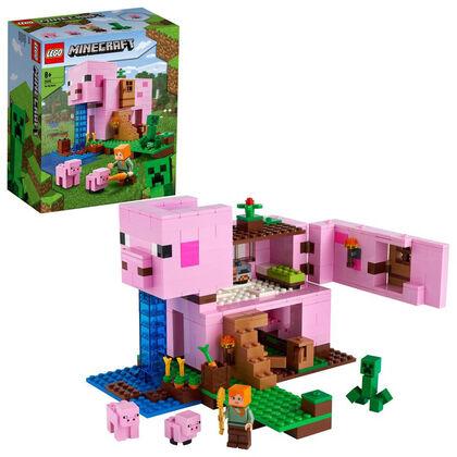LEGO Minecraft La Casa-Cerdo (21170)