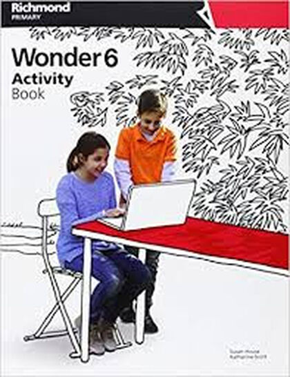 WONDER ACTIVITY BOOK 6º PRIMARIA Richmond Text 9788466820189