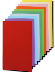 Papel Abacus 10 colores A4 100