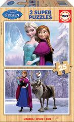 Puzzle Educa Frozen 2U