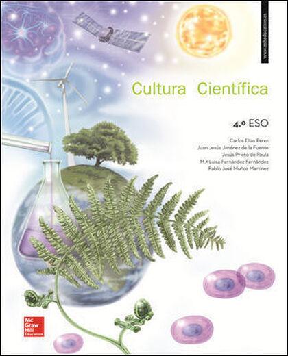 Cultura científica/18 ESO 4 McGraw-Hill Text 9788448614058