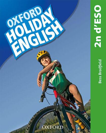 HOLIDAY ENGLISH 2 ESO CAT 3ED REV Oxford 9780194014755