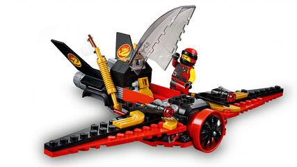 Lego Ninjago Caça del destí