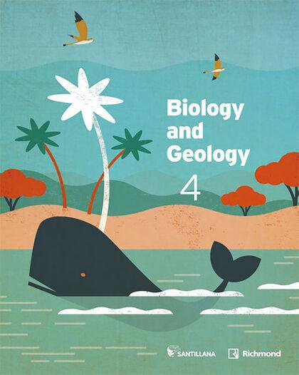 Biology&Geology/SB/17 ESO 4 Santillana Text 9788414103364