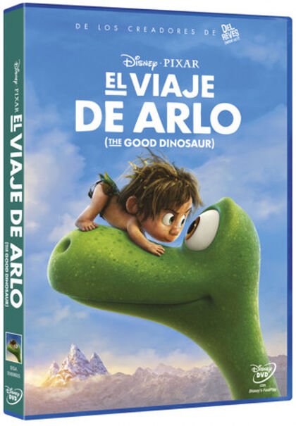 EL VIAJE DE ARLO DVD