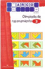 MINI ARCO OLIMPIADA DE RAZONAMIENTO 3 MINIARCO 9788492490349