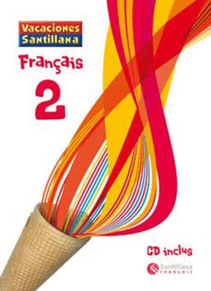 VACACIONES FRANCÉS 2 ESO Santillana Vacances 9788496597556