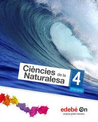 Naturalesa/Talentia PRIMÀRIA 4 Edebé 9788468320755