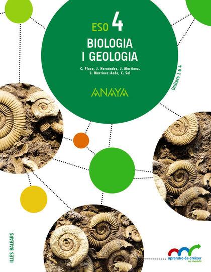 Biologia i geologia/16 ESO 4 Anaya Text 9788469812402