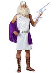 Disfraz  Zeus Adulto