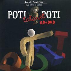 POTI POTI TATANET CD+DVD