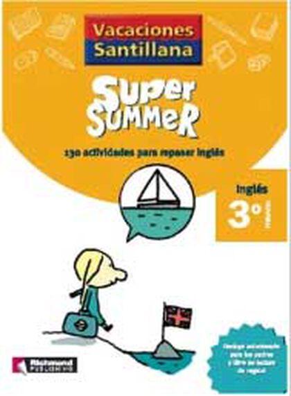 VACANCES NEW SUMMER 3ER PRIMARIA Richmond 9788466823050