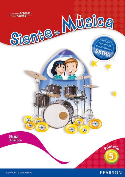 Siente la música/15 PRIMÀRIA 5 Pearson 9788420564357