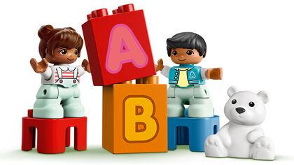 LEGO Duplo Creative Play  Camión del Alfabeto (10915)