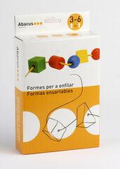 Formas ensartables Abacus