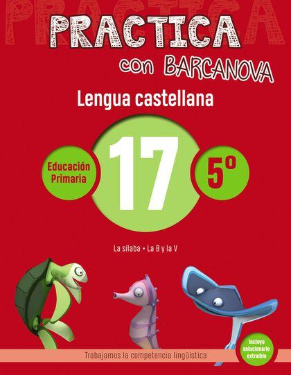 PRACTICA LENGUA 17 Barcanova Quaderns 9788448945428