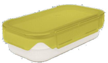 Fiambrera Iris Lunbox EasyOpen Transaprente 0,8L