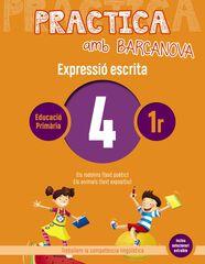 PRACTICA AMB BARCANOVA 4. EXPRESSIÓ ESCRITA Barcanova Quaderns 9788448948238