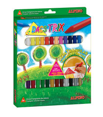 Cera mixta Dacs Dacstrix 24 colores