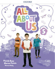 ALL ABOUT US 5 ACTIVITY BOOK PK Oxford 9780194562263