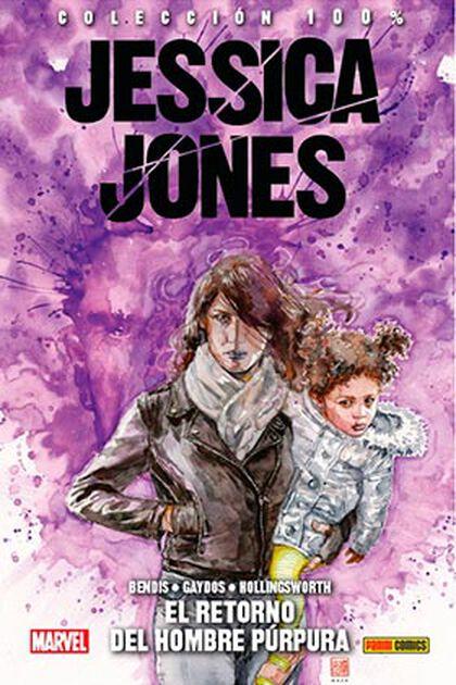 Jessica Jones. El retorno del Hombre Púr