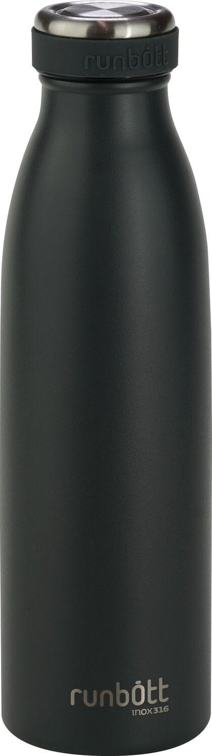 Botella Termo Runbott City Antracita 500 ml