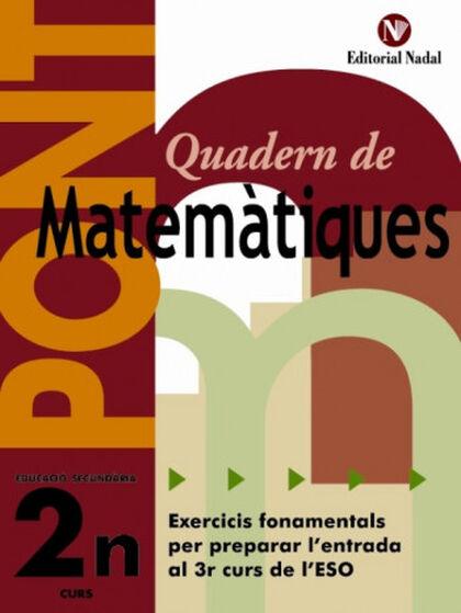Nadal s2 matemàtiques/pont