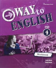 BUR S4 Way to English/WB Burlington 9789963516483