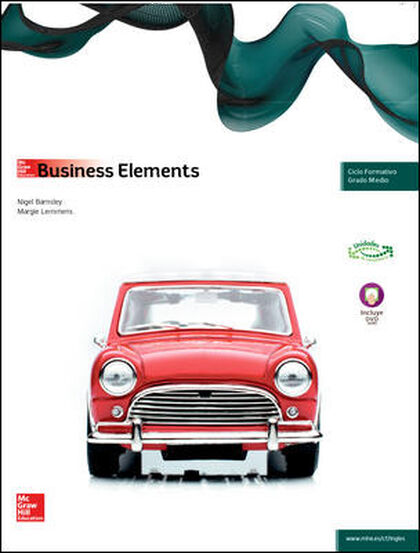 BUSINESS ELEMENTS STUDENT'S BOOK CICLOS FORMATIVOS McGraw-Hill Text 9788448190996