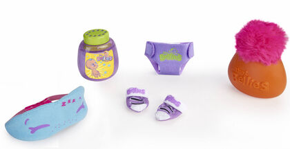 Juego The Bellies Kit dulces sueños