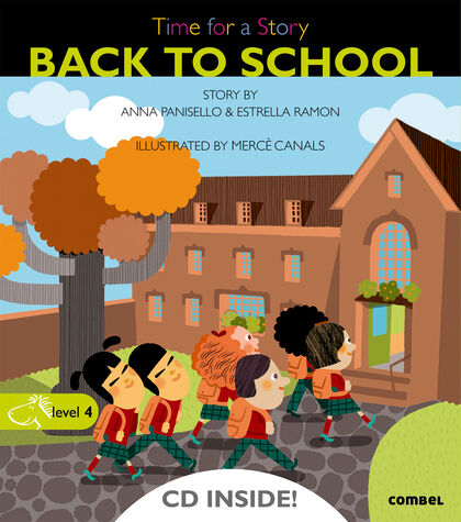 Back to school - Level 4 + CD