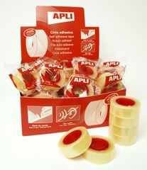 Cinta adhesiva Apli   33 x 19 mm