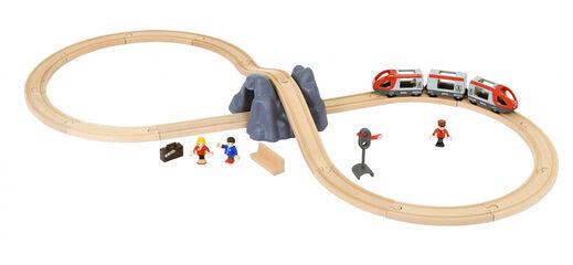 Siete Inicio Circuito Tren Brio