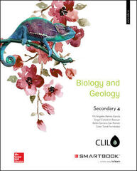 Biology and geology/CLIL ESO 4 McGraw-Hill Text 9788448608903
